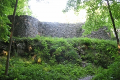 Burgruine Alt Schauenburg, Frenkendorf BL, CH.