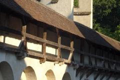 Basel, St. Alban, Letzimauer