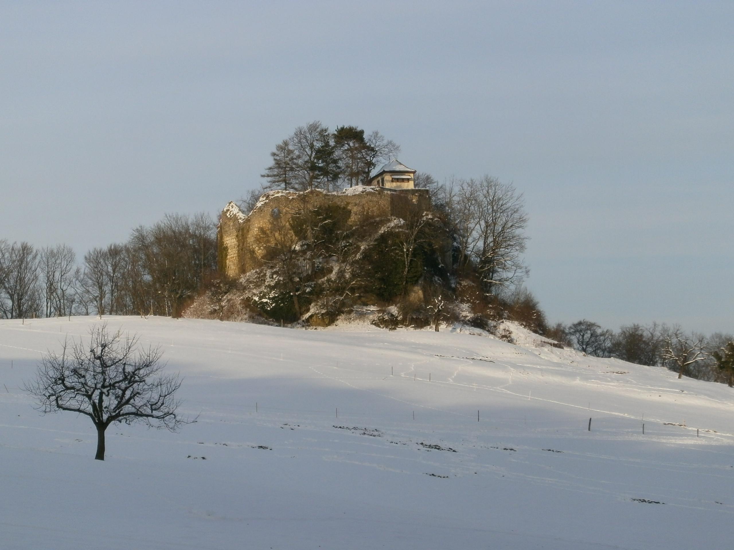 Schauenburg, Neu-Schauenburg, Burg Regio Basel