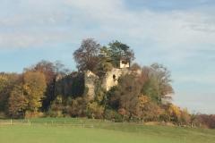 Toms wunderschöne Burgenwanderung: Pratteln, Madeln, Schauenburg, Reichenstein